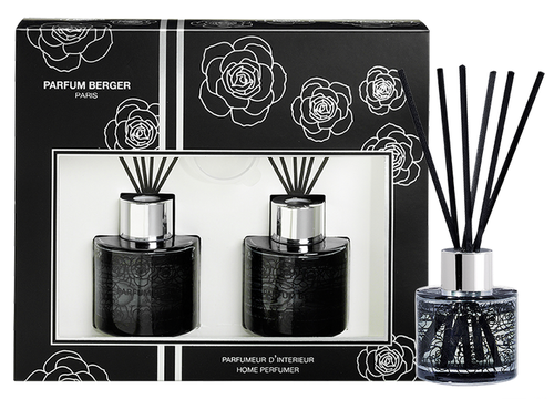 Duo mini parfumverspreider rozendesign Paris Chic
