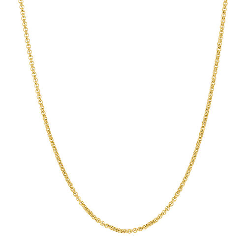 iXXXi Collier 80cm Goud (3mm)
